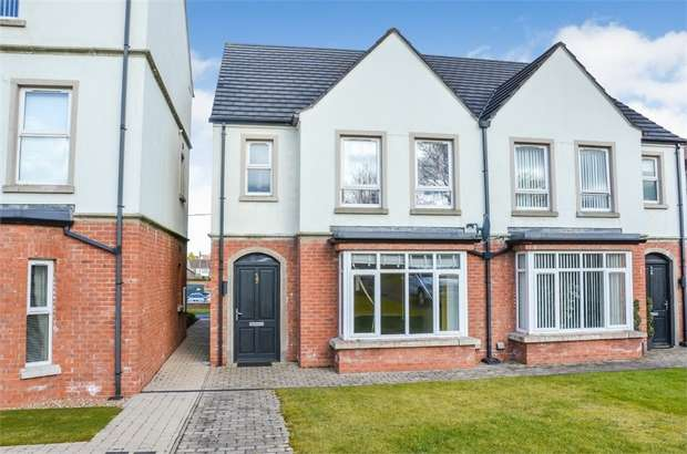 3 Bedrooms Semi Detached House for sale in Moyola Manor, Newtownabbey, County Antrim
