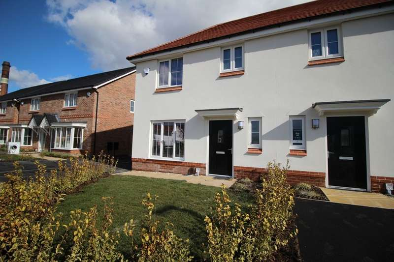 3 Bedrooms Semi Detached House for sale in The Ellesmere Gloucester Street, Atherton, Manchester, M46