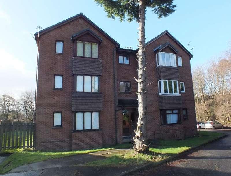 1 Bedroom Flat for rent in Brandon Place, Bellshill, ML4