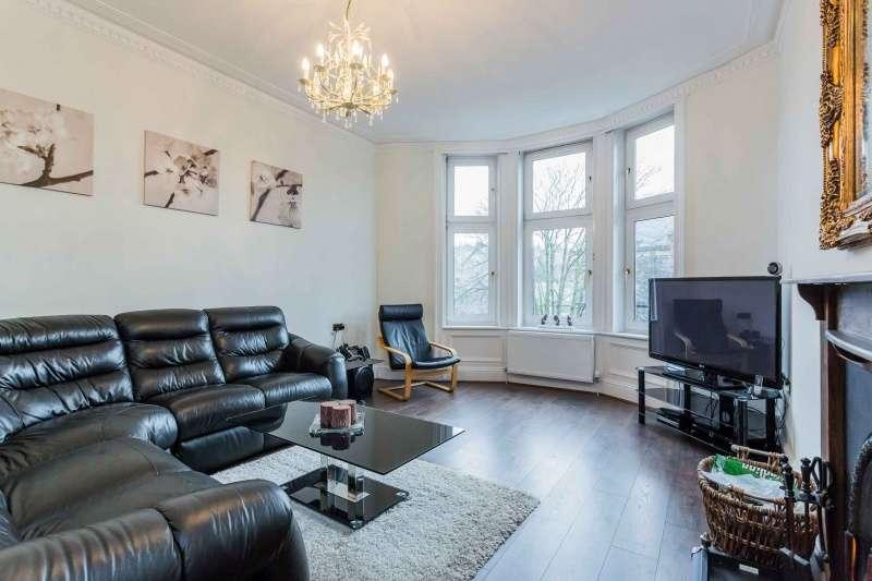 2 Bedrooms Flat for sale in Lochwinnoch Road, Kilmacolm, Inverclyde, PA13 4HB