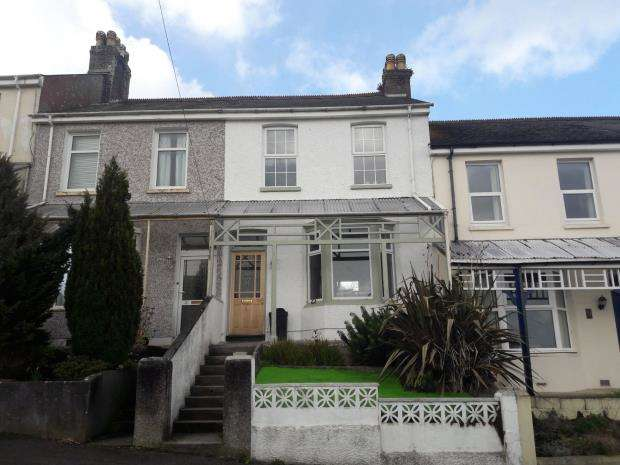 3 Bedrooms Terraced House for sale in Homer Park, Saltash, Cornwall