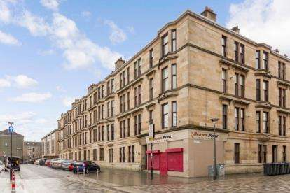 3 Bedrooms Flat for sale in Victoria Street, Rutherglen, Glasgow, South Lanarkshire