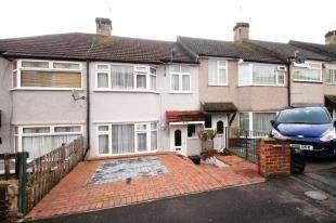 3 Bedrooms Terraced House for sale in Mayfair Road, Dartford, Kent