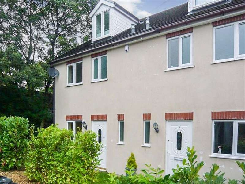 3 Bedrooms House for rent in Ger Y Bont, Castle View, Bridgend, CF31 1HZ