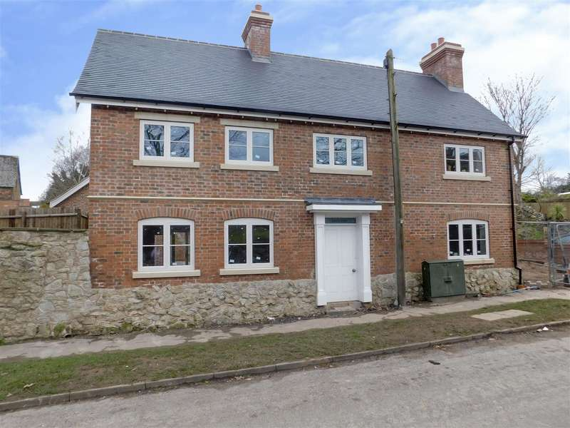 4 Bedrooms Detached House for sale in Clements Gate, Diseworth