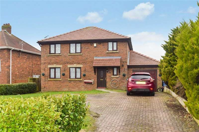 4 Bedrooms Detached House for sale in Osgodby Lane, Osgodby, North Yorkshire, YO11