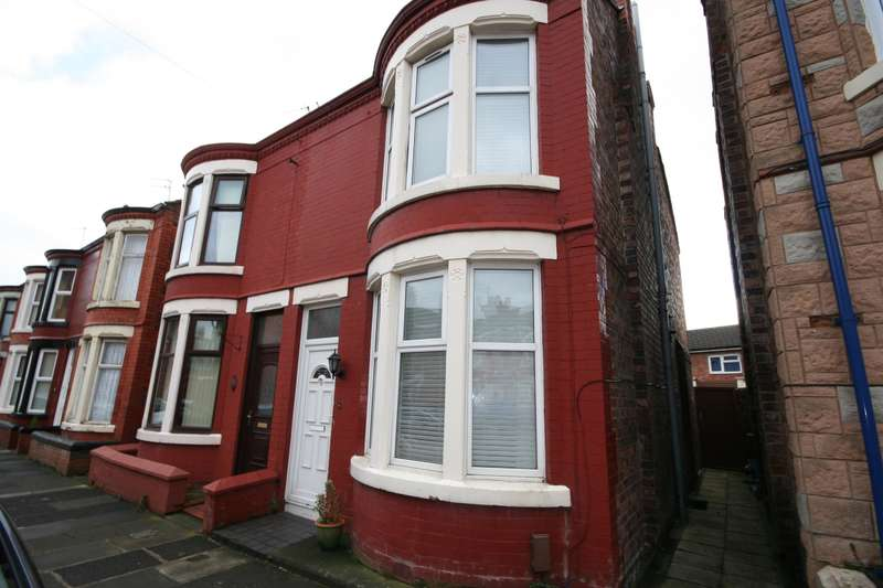 2 Bedrooms Semi Detached House for sale in Denbigh Road, Wallasey, CH44 9EJ