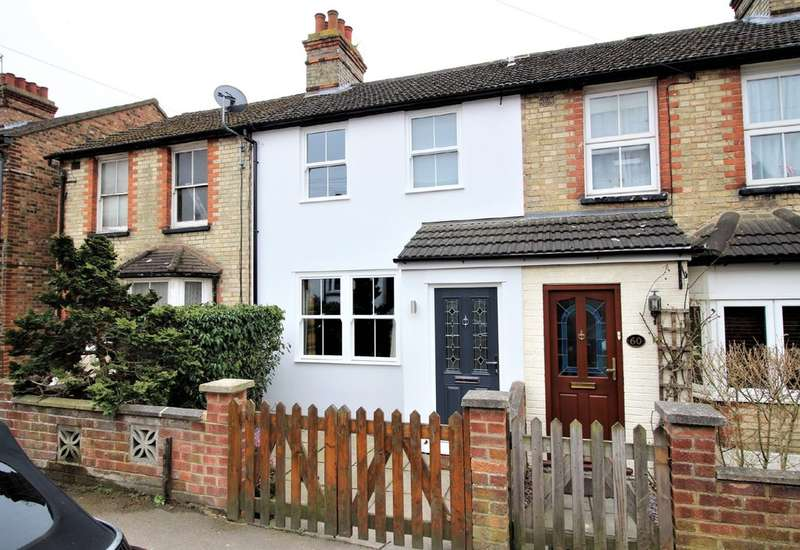 3 Bedrooms Terraced House for sale in Apsley, Hemel Hempstead