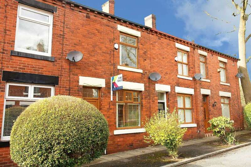 2 Bedrooms Terraced House for sale in Fern Street, Chadderton