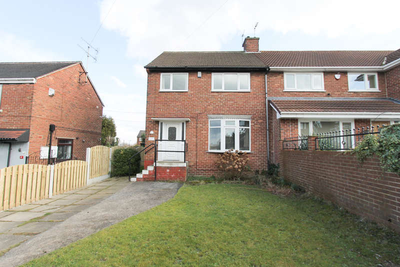 3 Bedrooms Semi Detached House for rent in Scovell Avenue, Rawmarsh