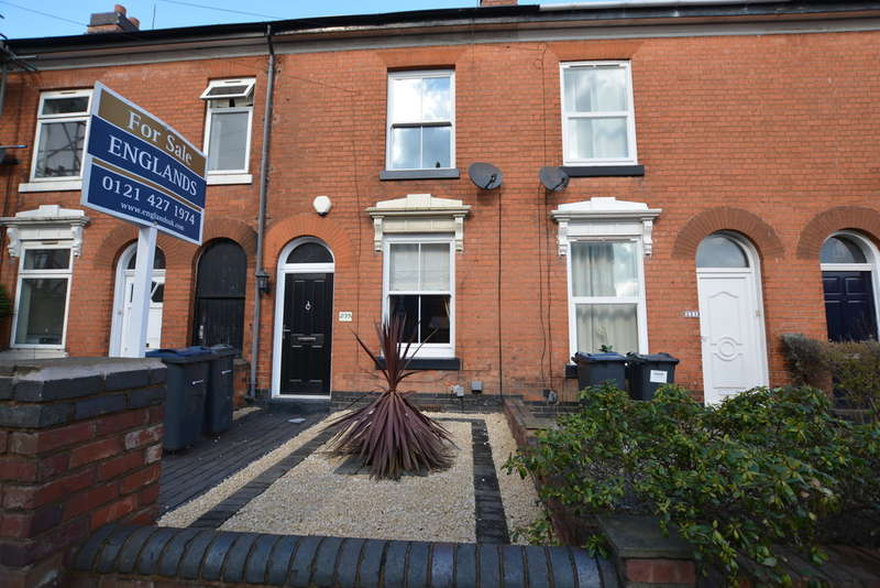 2 Bedrooms Terraced House for sale in High Street, Harborne