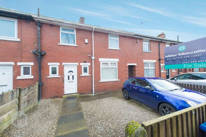 3 Bedrooms Terraced House for sale in Westminster Avenue, Whitefield, Manchester, M45