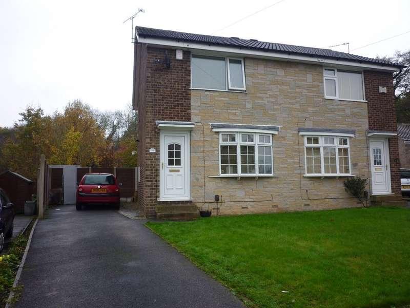 2 Bedrooms Semi Detached House for sale in Sherwood Drive, Harrogate HG2