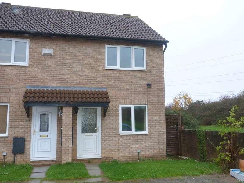 2 Bedrooms Property for rent in Mutsilver Mews, Longlevens, Gloucester GL2