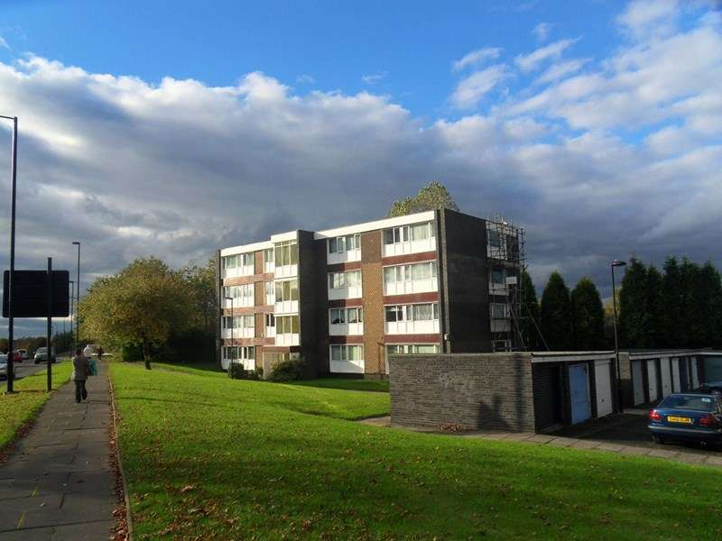 2 Bedrooms Apartment Flat for sale in St. Just Place, Kenton Bar, Newcastle upon Tyne, Tyne & Wear, NE5 3XZ