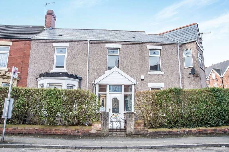 4 Bedrooms Property for sale in Wilson Street, Dunston, NE11