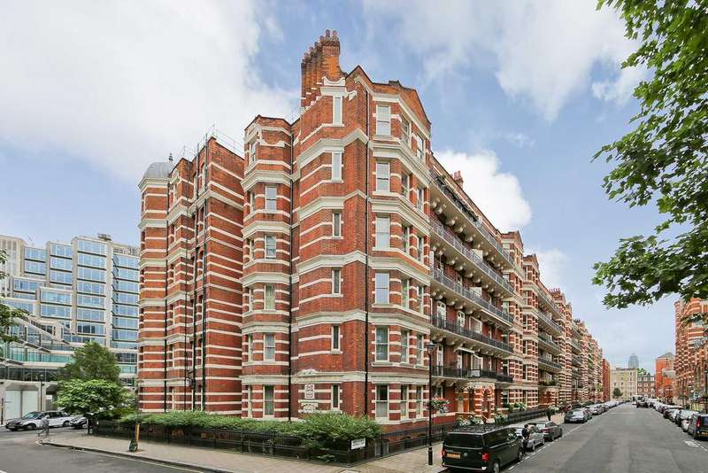 4 Bedrooms Flat for sale in Ambrosden Avenue, Victoria SW1P