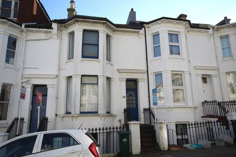 4 Bedrooms Terraced House for sale in Roundhill Crescent, Brighton BN2