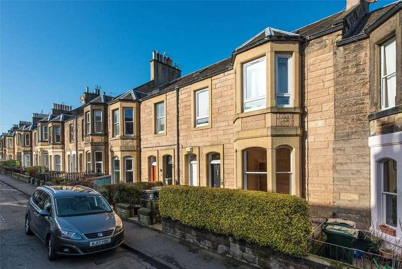 2 Bedrooms Apartment Flat for sale in Cornhill Terrace, Edinburgh, Midlothian
