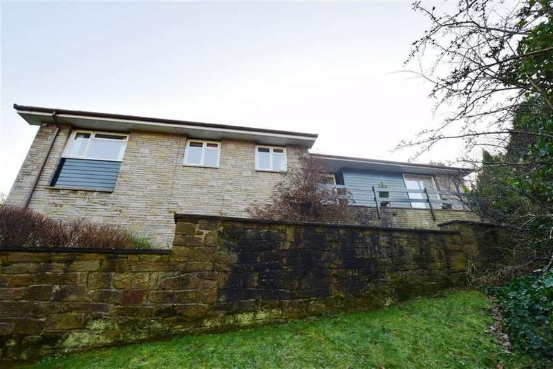 4 Bedrooms Detached Bungalow for sale in Acre Lane, Meltham, Holmfirth, HD9