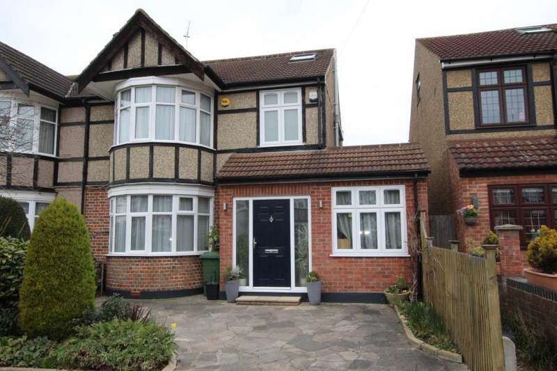 4 Bedrooms End Of Terrace House for sale in Shooters Avenue, Kenton HA3 9BQ