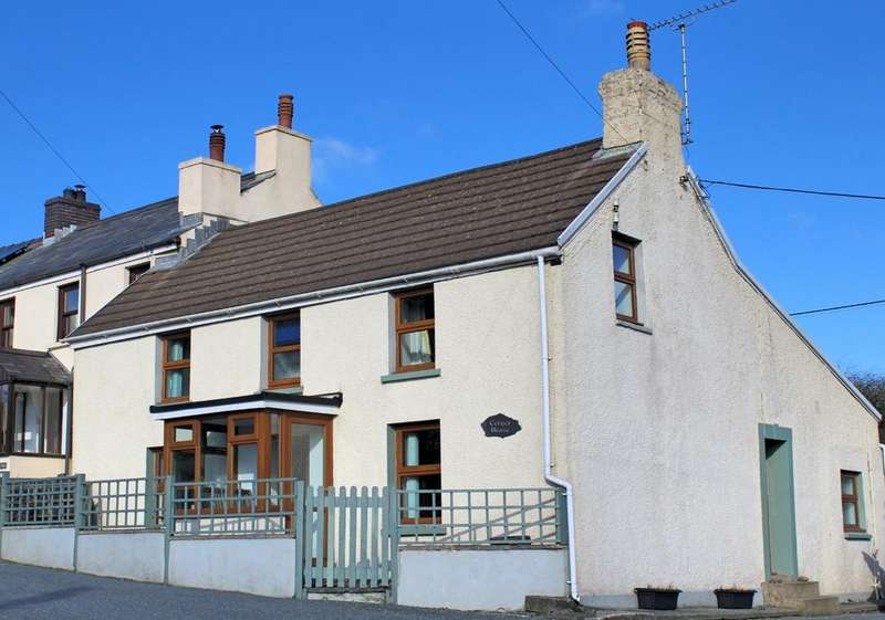 3 Bedrooms End Of Terrace House for sale in Mathry, Haverfordwest