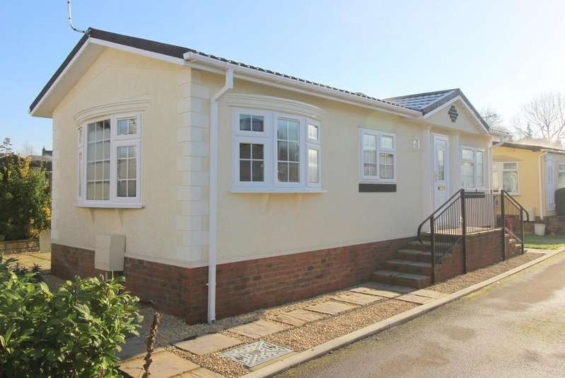 1 Bedroom Mobile Home for sale in The Dean, Alresford