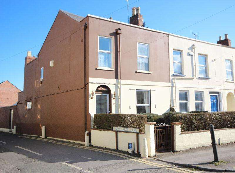 2 Bedrooms Terraced House for sale in The Malthouse Malthouse Lodge, 47 St Pauls Road, Cheltenham