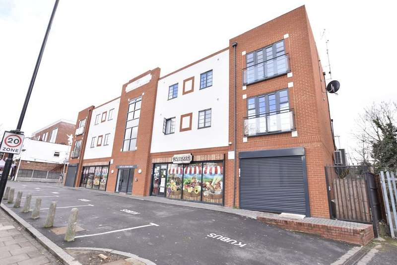 2 Bedrooms Flat for sale in Mercury House, 59 High Street, Feltham