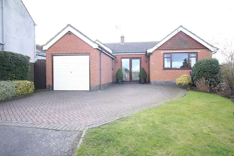 3 Bedrooms Detached Bungalow for sale in Brick Kiln Lane, Shepshed