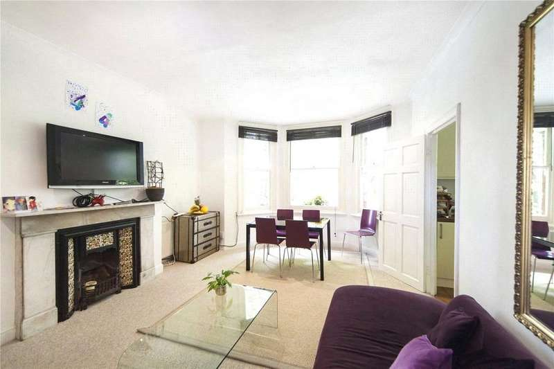 2 Bedrooms Flat for sale in St Quintin Avenue, North Kensington, W10