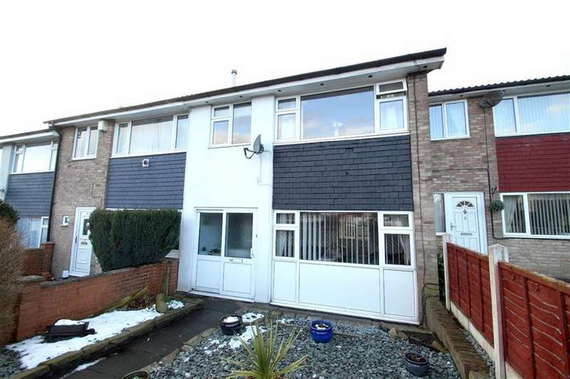 3 Bedrooms Town House for sale in Garland Drive, Leeds