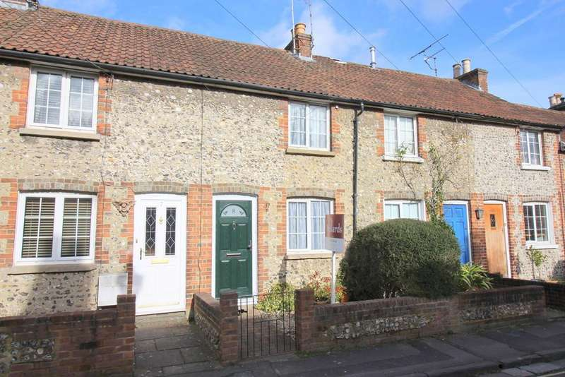 2 Bedrooms Terraced House for sale in Hyde Close, Winchester