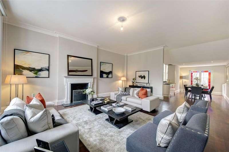 2 Bedrooms Flat for sale in Kensington Park Road, London