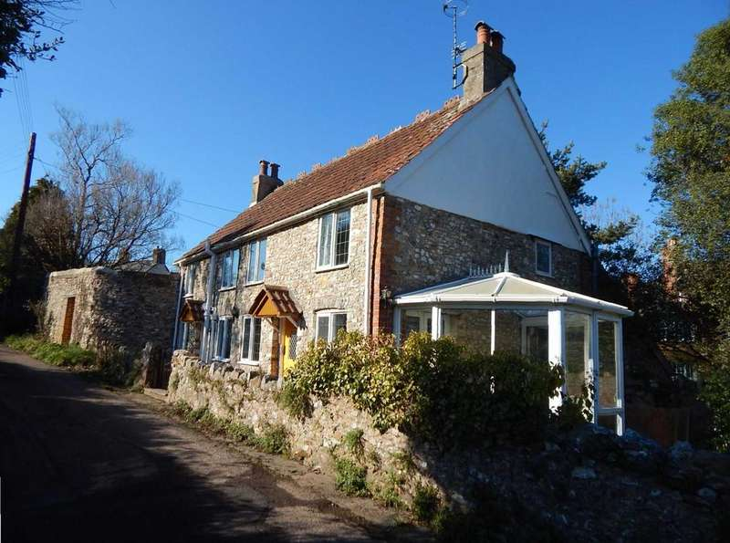 2 Bedrooms Cottage House for sale in Ridgeway Lane, Colyton, Devon