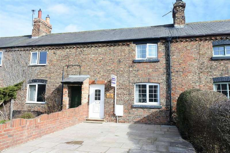 2 Bedrooms Cottage House for sale in Blue Row, Baldersby, Thirsk