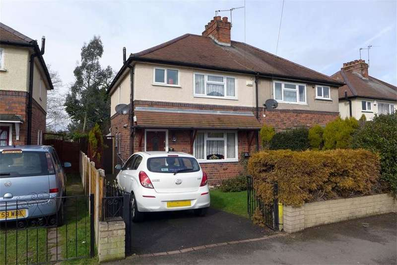 3 Bedrooms Semi Detached House for rent in Manor Park, Kingswinford