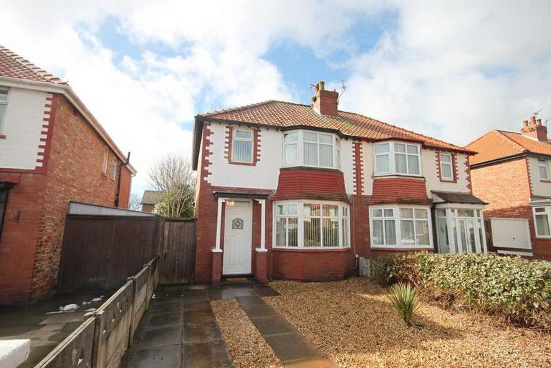 3 Bedrooms Semi Detached House for sale in Stafford Road, Southport