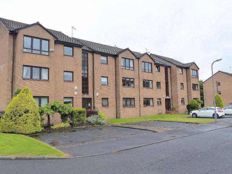 2 Bedrooms Flat for rent in Spiers Grove, Thornliebank, Glasgow, G46 7RL