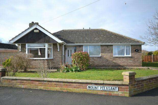 3 Bedrooms Detached Bungalow for sale in Holton Mount, Holton Le Clay, Grimsby