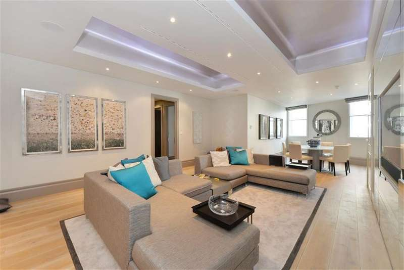 2 Bedrooms Flat for sale in The Verge, 24 Dering Street, Mayfair, London, W1S