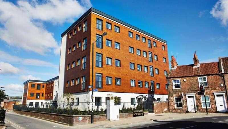 2 Bedrooms Apartment Flat for rent in THE WALK, HOLGATE ROAD, YORK, YO24 4EL
