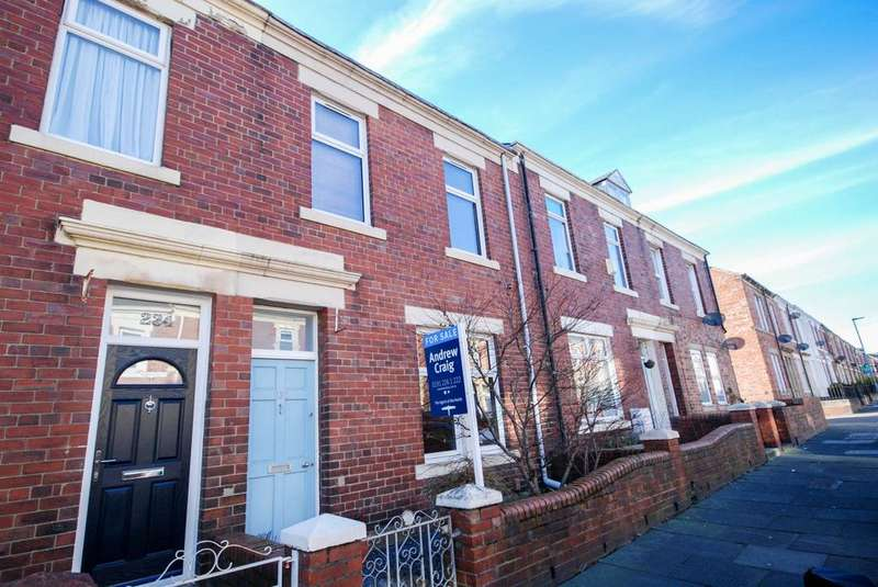 3 Bedrooms Terraced House for sale in Eastbourne Avenue, Gateshead
