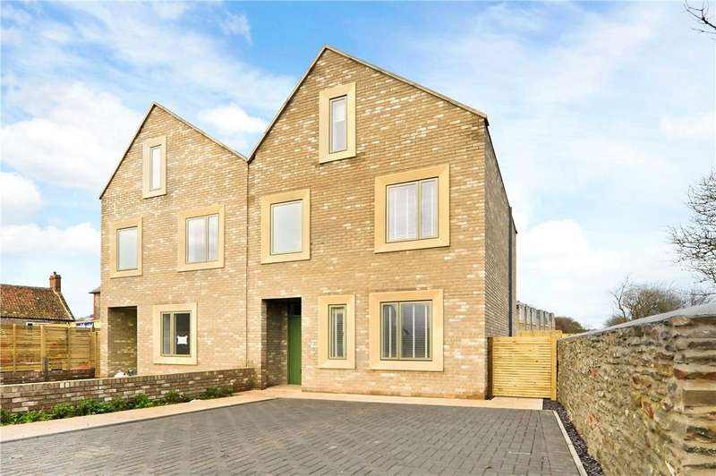 4 Bedrooms Semi Detached House for sale in Main Road, Temple Cloud, Bath, Somerset, BS39