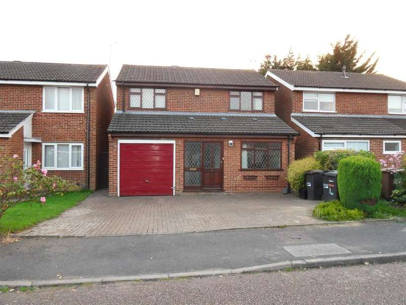 5 Bedrooms Detached House for rent in Bembridge Gardens, Bramingham
