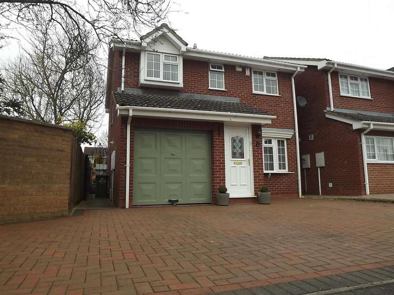 4 Bedrooms Detached House for sale in Horsecroft Gardens, Barrs Court, Bristol, BS30 8HU