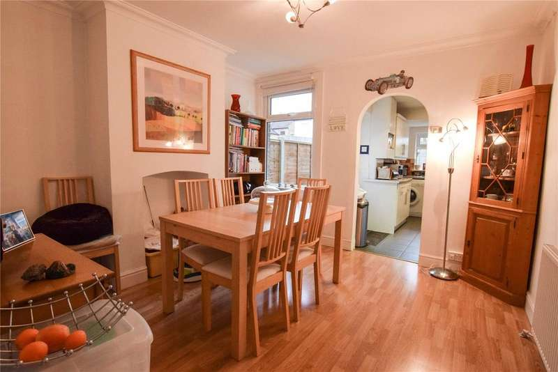 2 Bedrooms End Of Terrace House for sale in Ridge Street, Watford, Hertfordshire, WD24