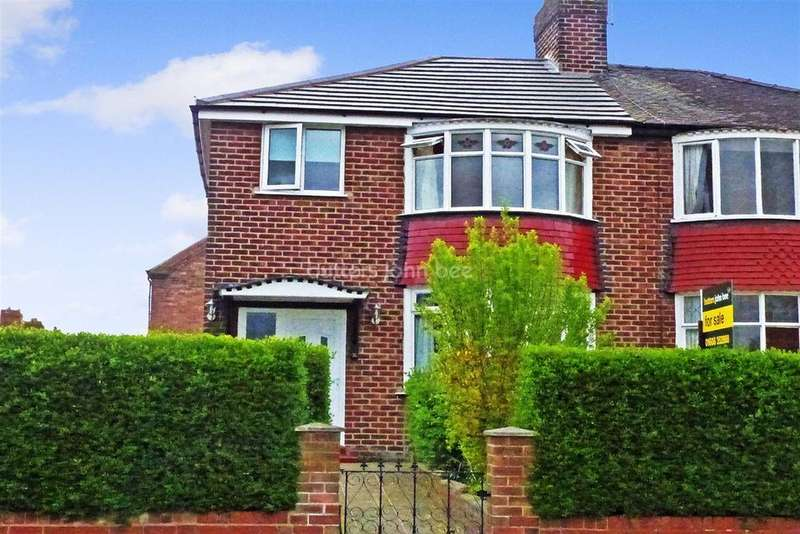 3 Bedrooms Semi Detached House for sale in Darwin Street, Northwich