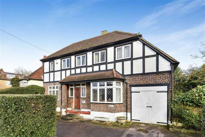 3 Bedrooms House for sale in Norrys Road, Cockfosters, Hertfordshire