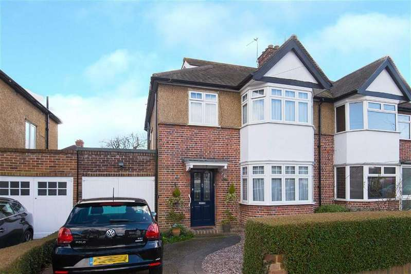 4 Bedrooms Semi Detached House for sale in Boldmere Road, Eastcote